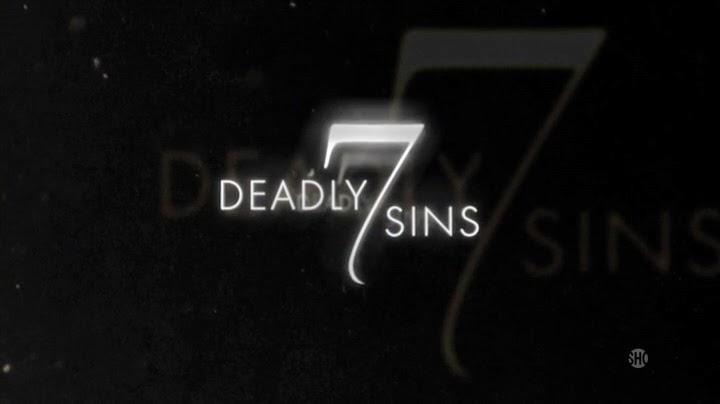 Seven deadly sins essay